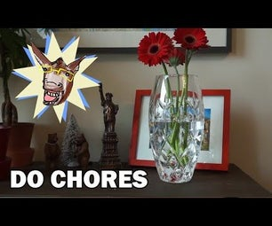 How to Make Your Wife Happy (Chores)