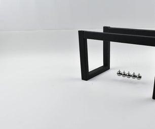 How to Make Amazing Newton Pendulum With Cardboard