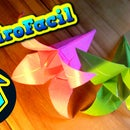 How to make an origami lilium flower