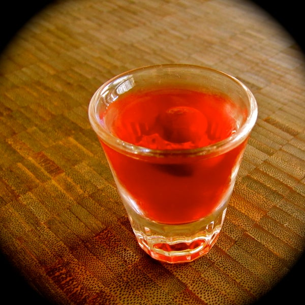Blood Clot Cocktail or Shots