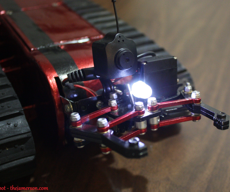 Fireant Plenum Robot