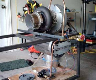 How to Build Your Own Jet Engine