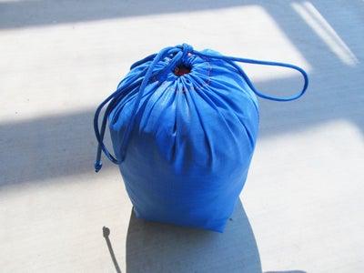Make the Rip Stop Nylon Bag.