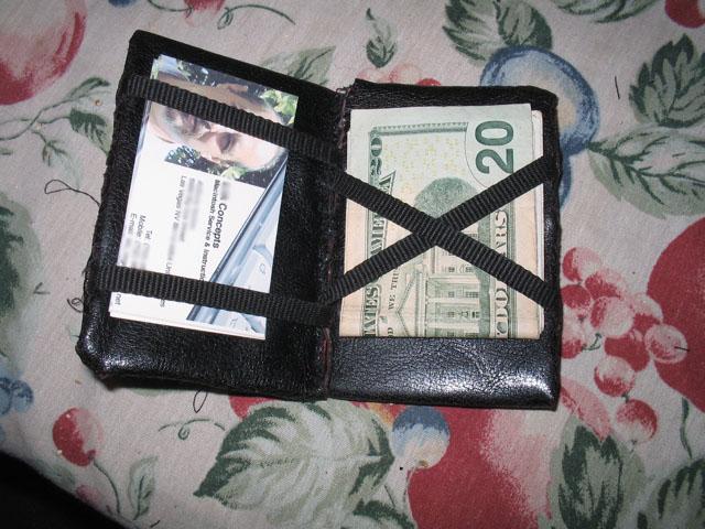DIY: The Magic Flip Wallet!