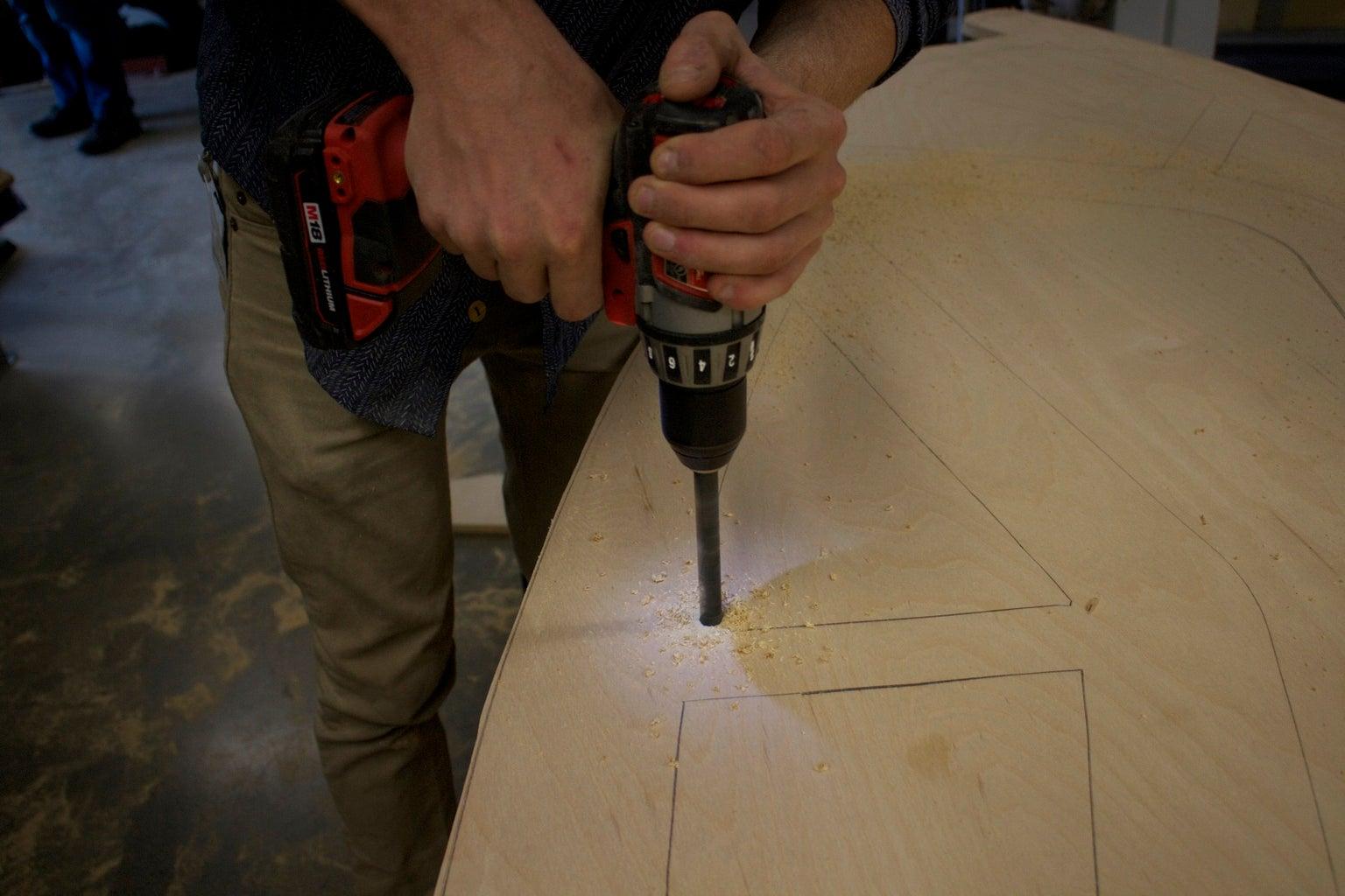 Cutting the Profile