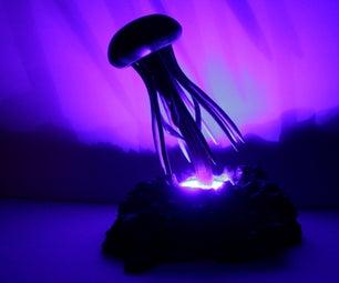 Jellyfish LED Accent Lamp