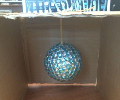 LittleBits Disco Ball