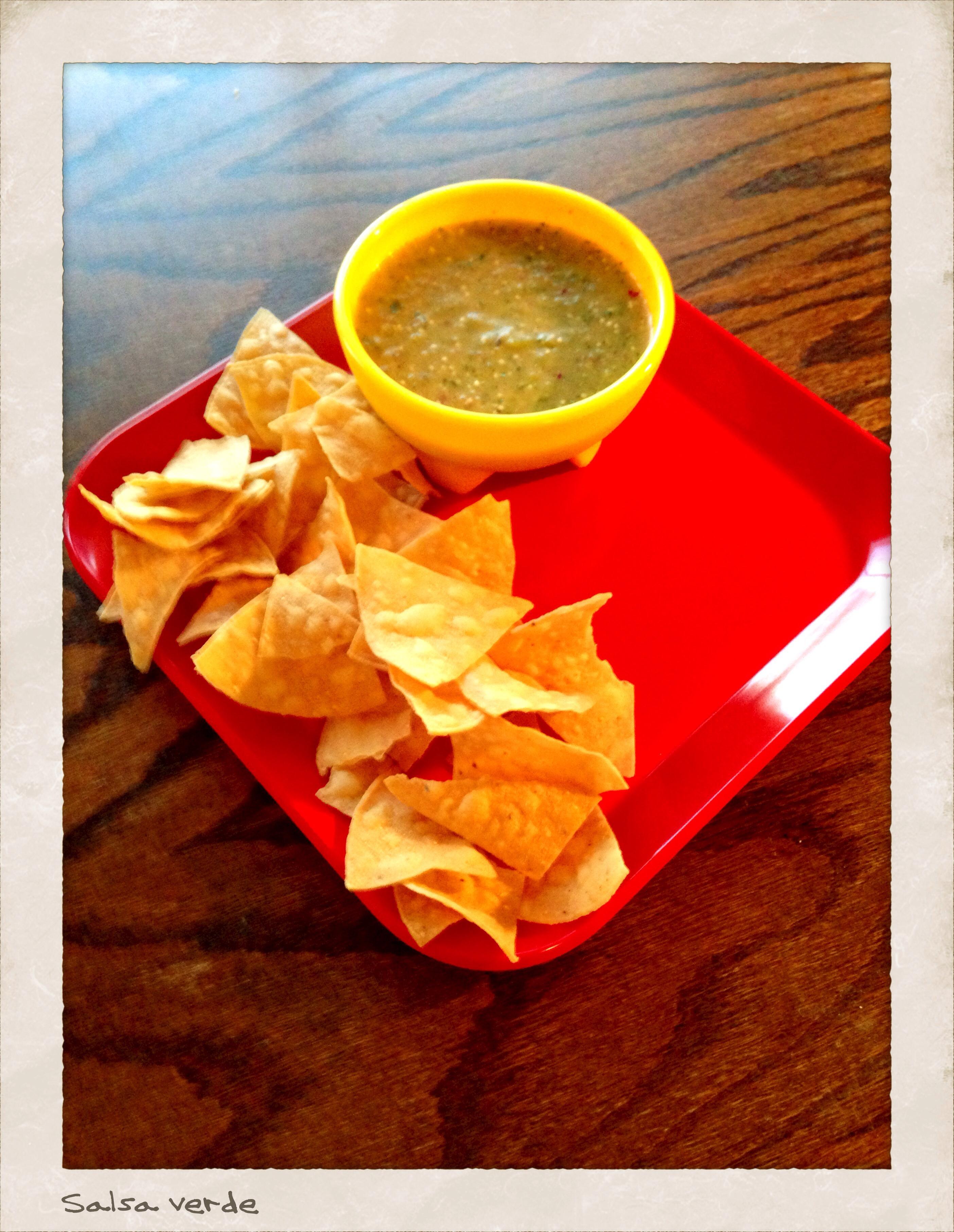 Salsa Verde (green Salsa)