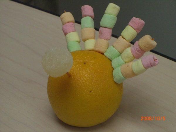 Candy Orange Turkey