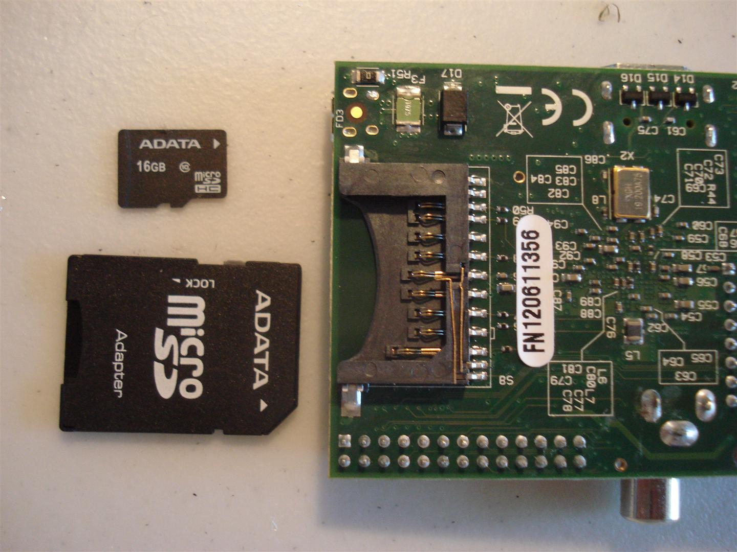 Shrink Your Raspberry Pi With MicroSD Card Slot