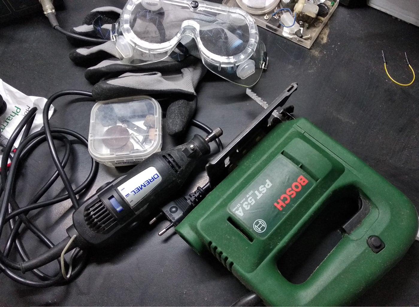 -- Basics for a Home Laboratory (Bonus)