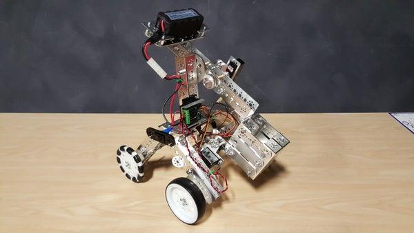 Candy Dispenser Bot