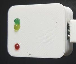 Tiny 12V Monitor