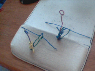How to Make: a 3 Part Paper Clip Catapult