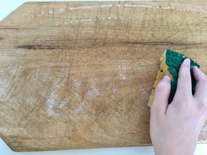 Dirty Cutting Board?