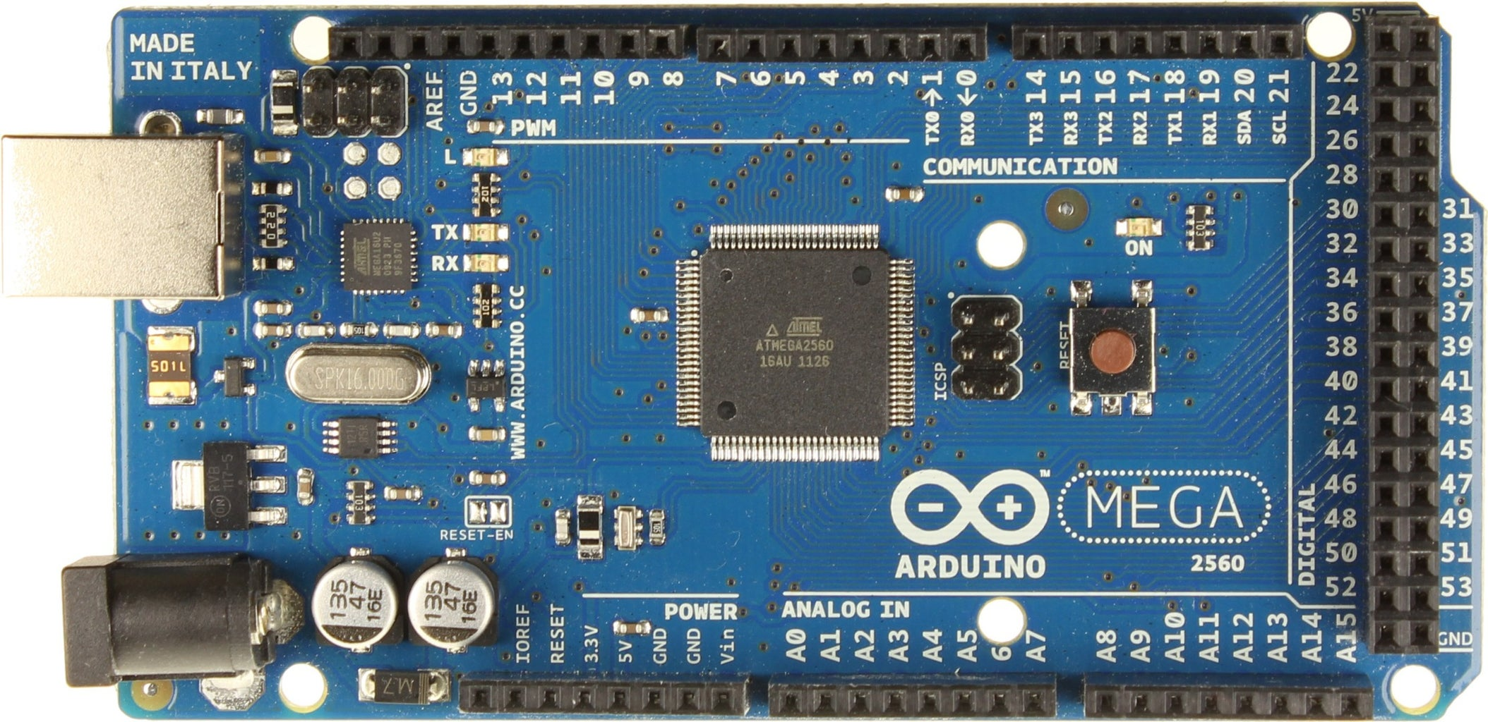 Update the RAMPS 1.4 Firmware