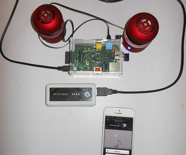 Turn Your Raspberry Pi Into a Wireless Portable Bluetooth Audio System A2DP