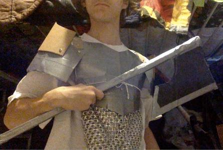 Cardboard Armor Lvl 2