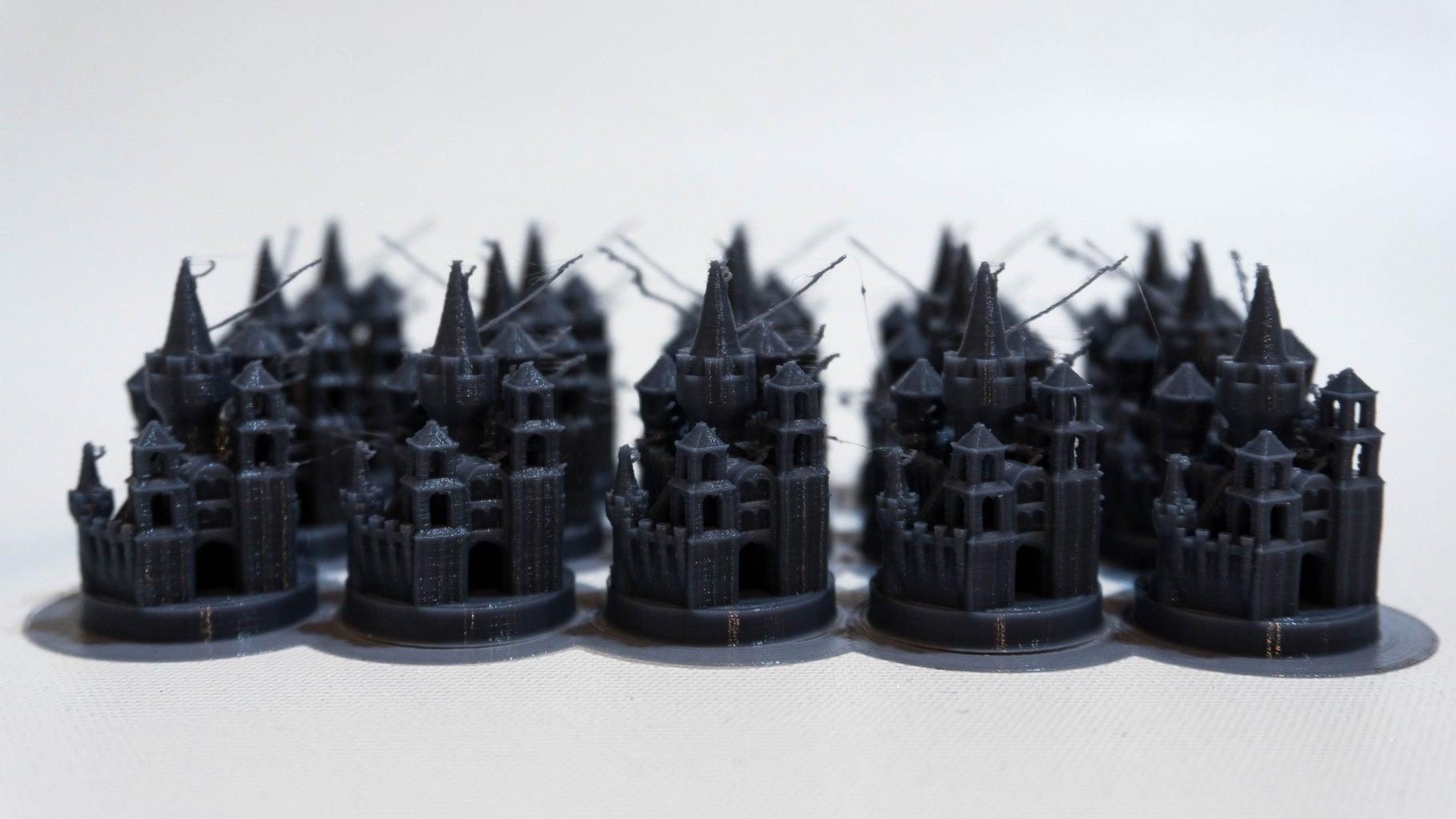 3D Print the Models