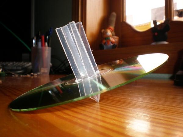 CD Spinning Top
