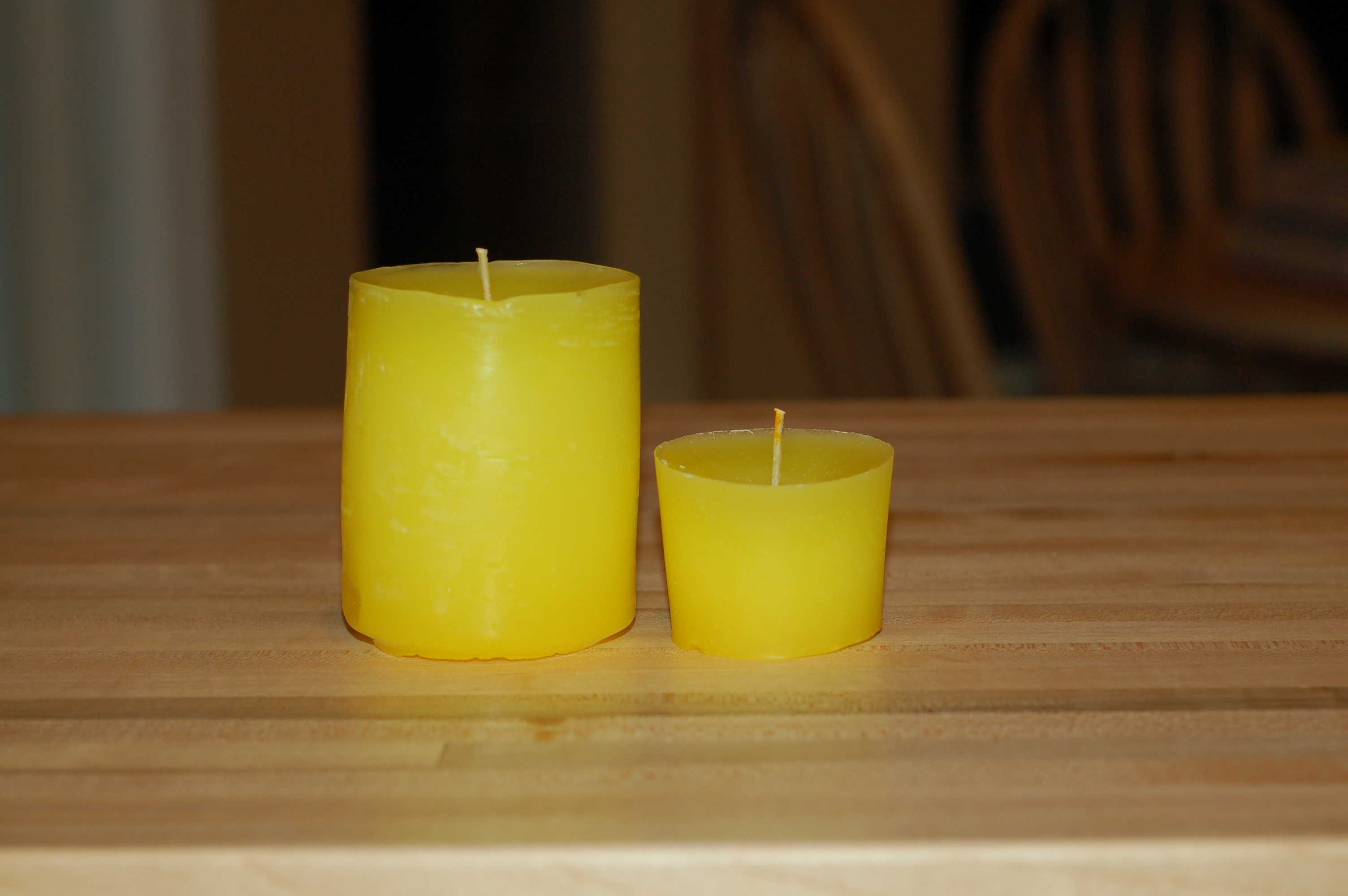 How to make Candles!