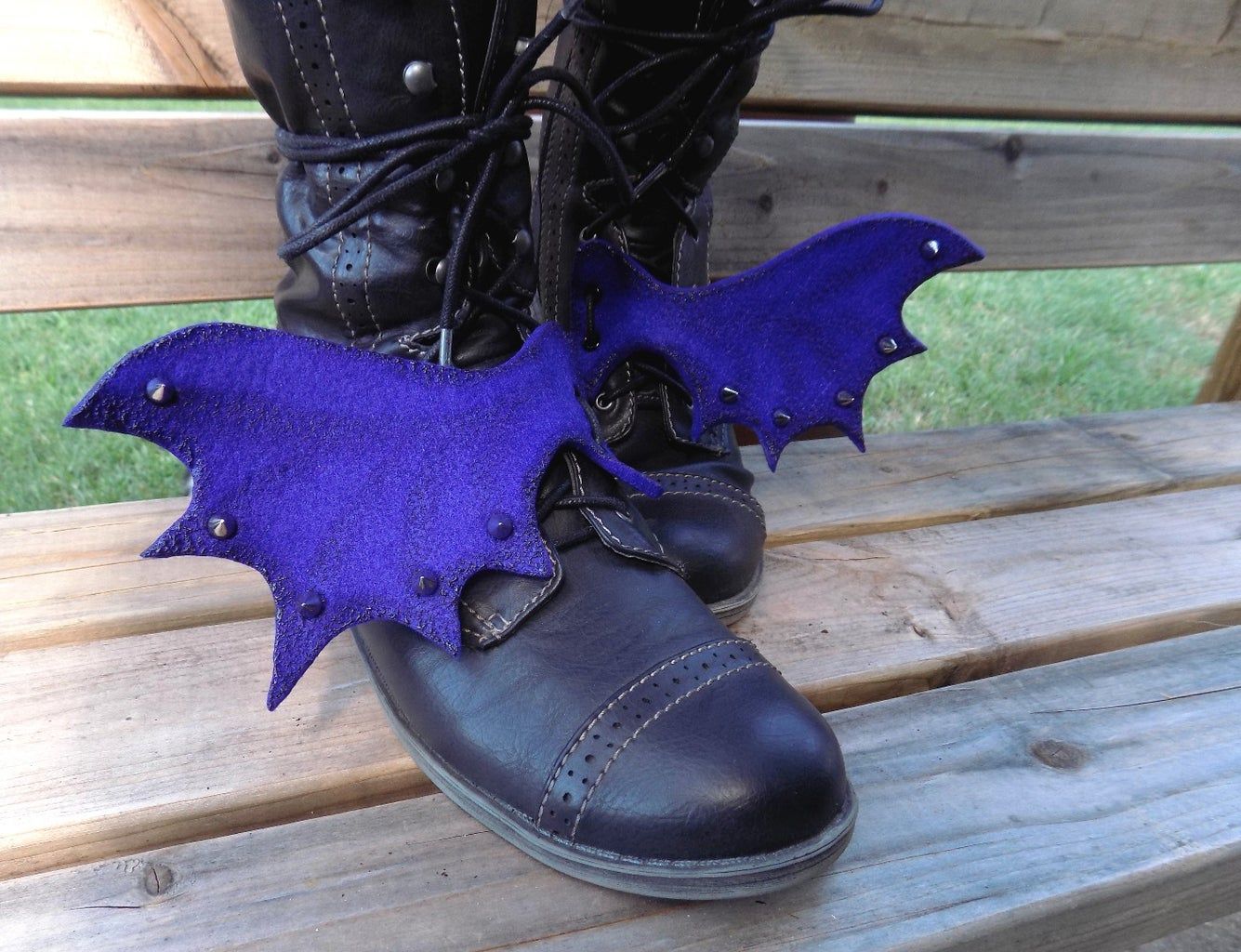 Dragon Wing Boots