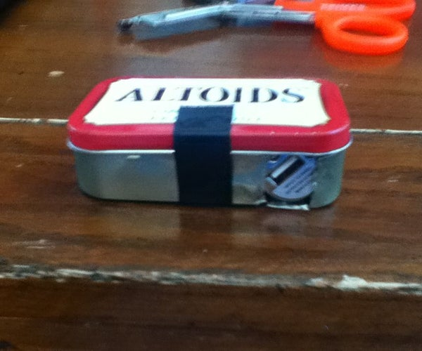 How to Make a Portable Phone Charger