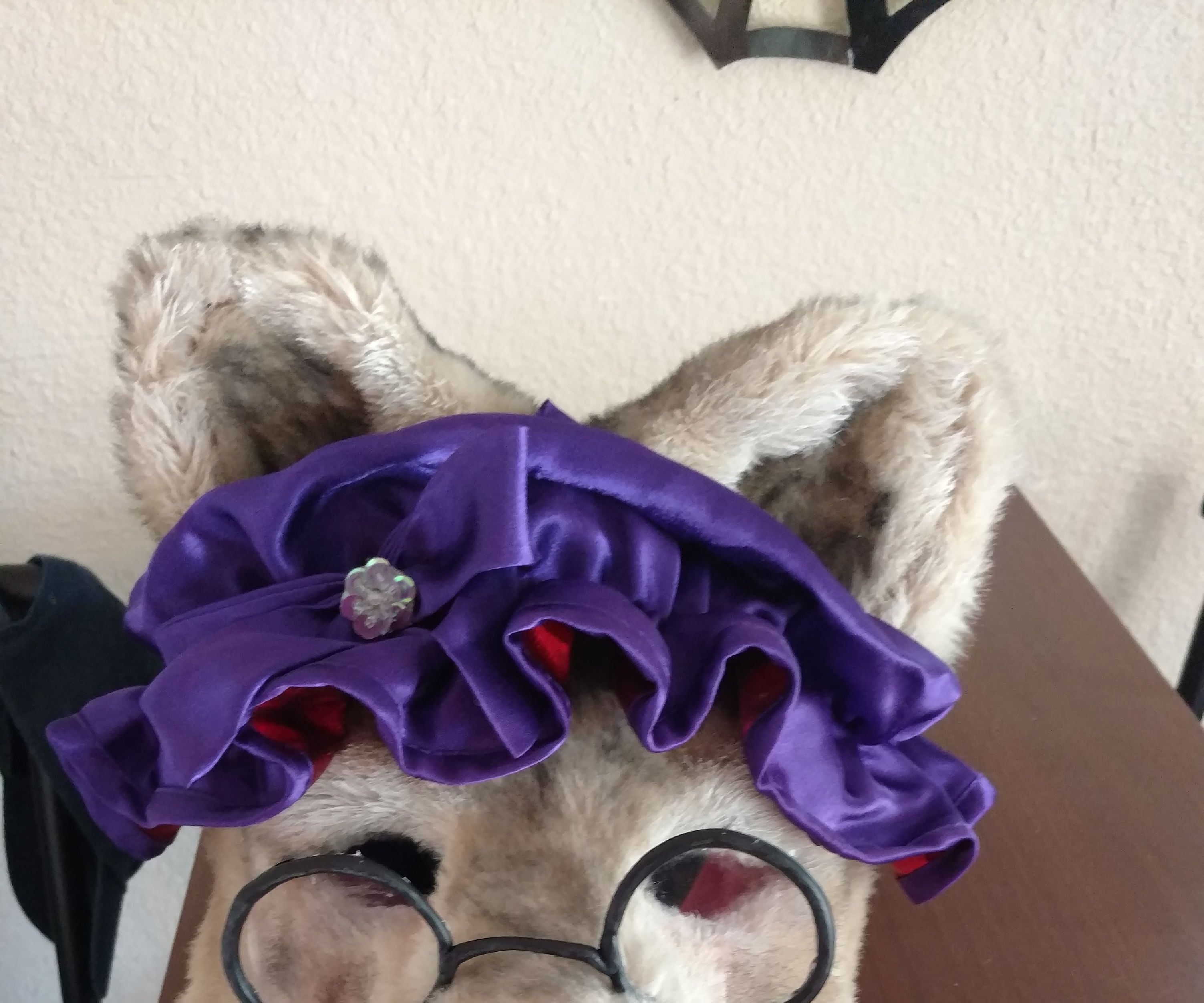 (How to make a fairy tale worthy) Big Bad Wolf Costume