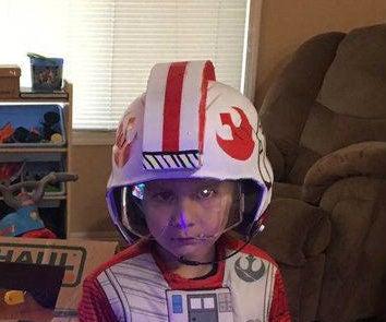 Luke Skywalker Helmet (Rebel X Wing Helmet)