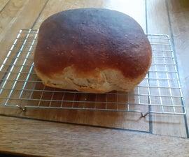 Baking Bread the Easy Way