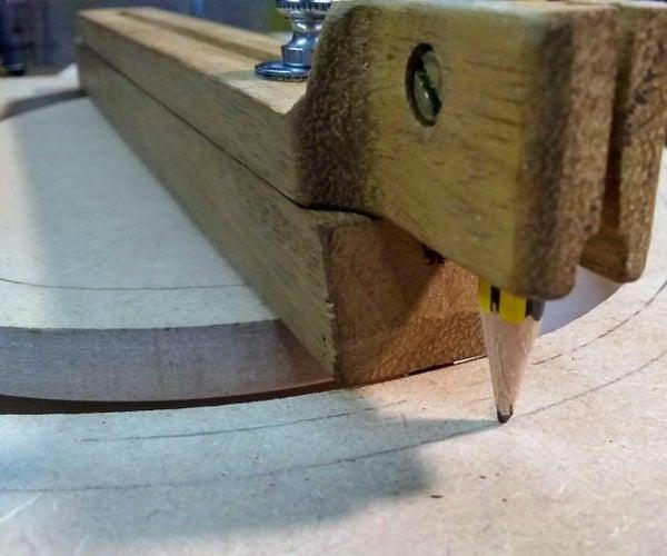 Beam Compass & Marking Gauge