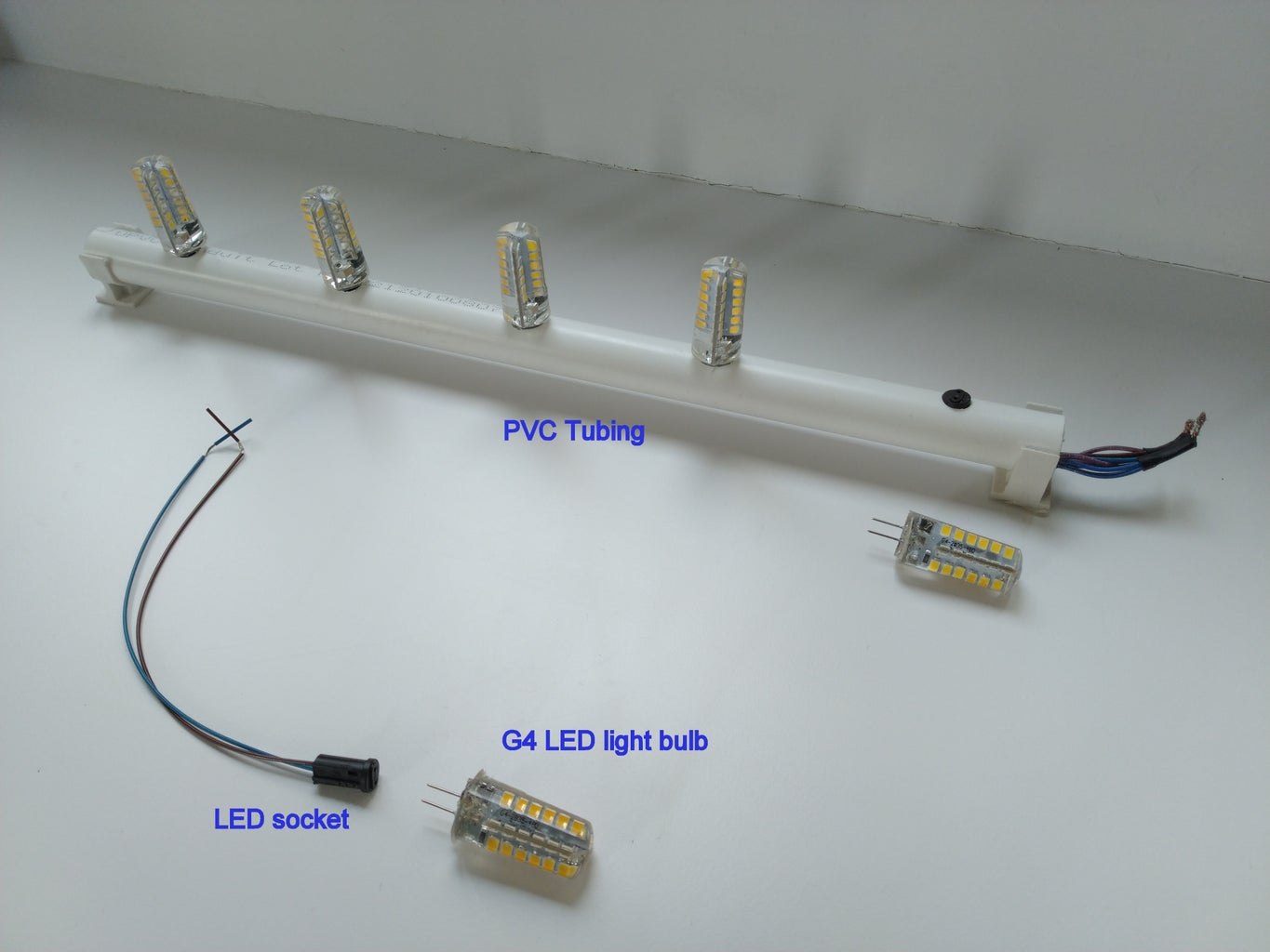 Making the LED Assembly