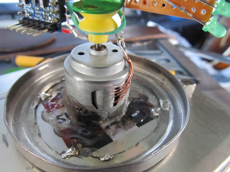 Arduino Power Brushes