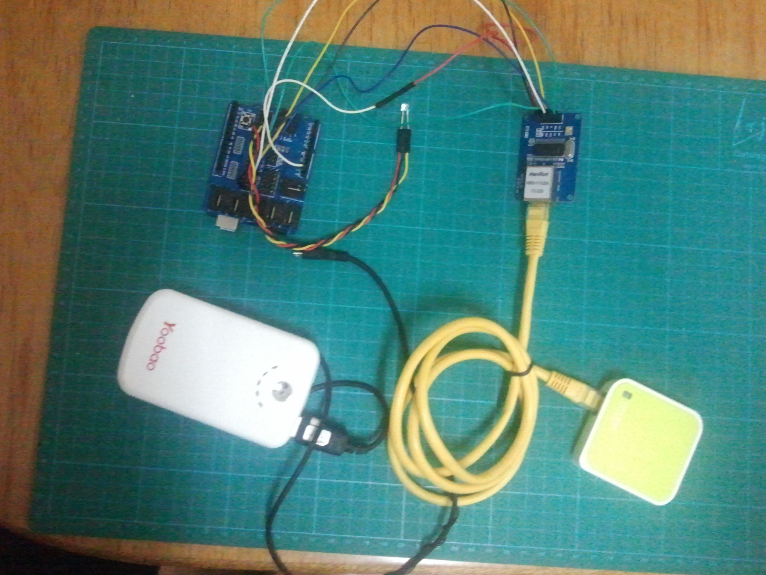 Cheap and Easy Arduino Wi-Fi Hack