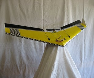 Duct Tape R/C Plane
