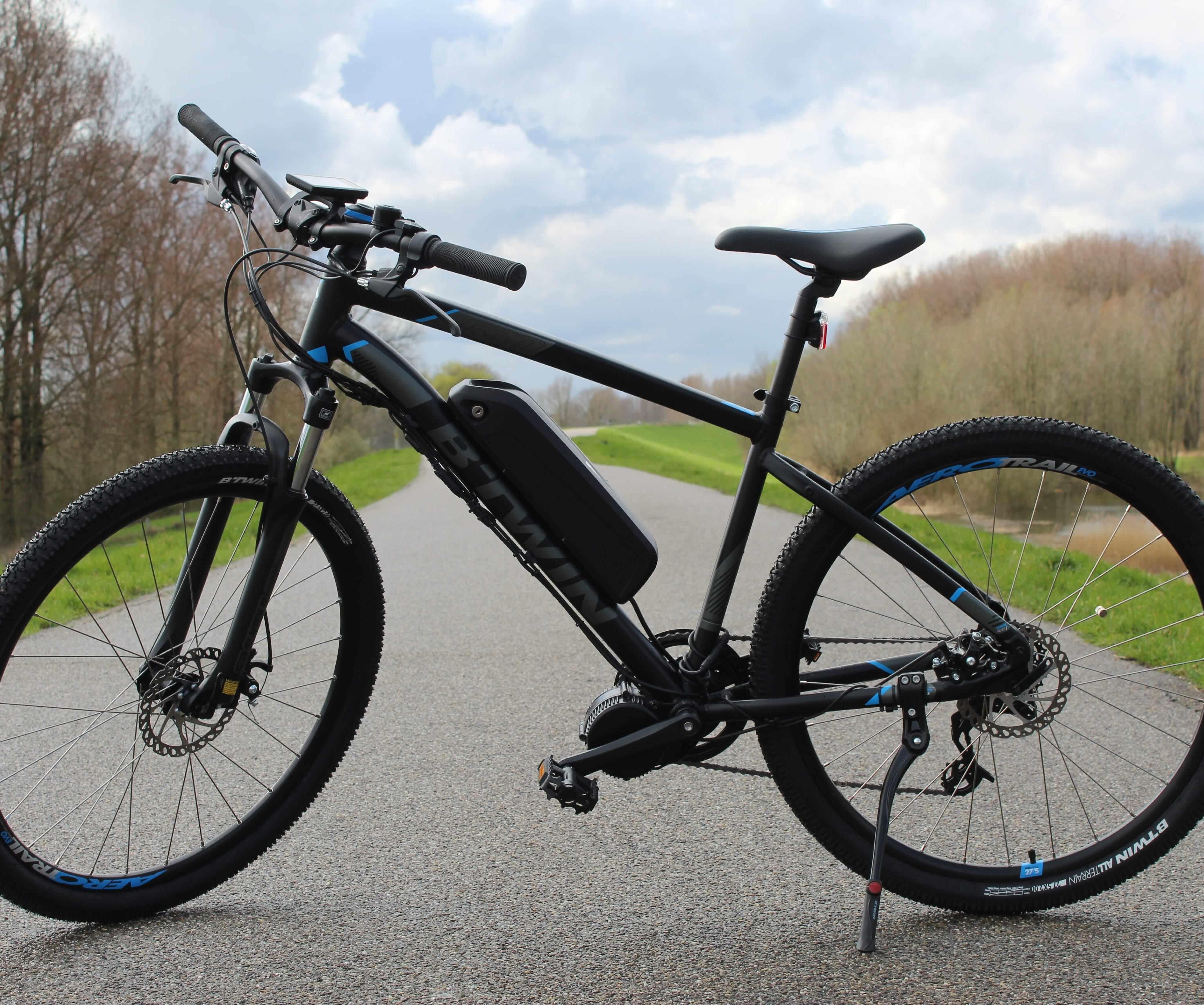 DIY 50km/h Value Bafang E-bike Build
