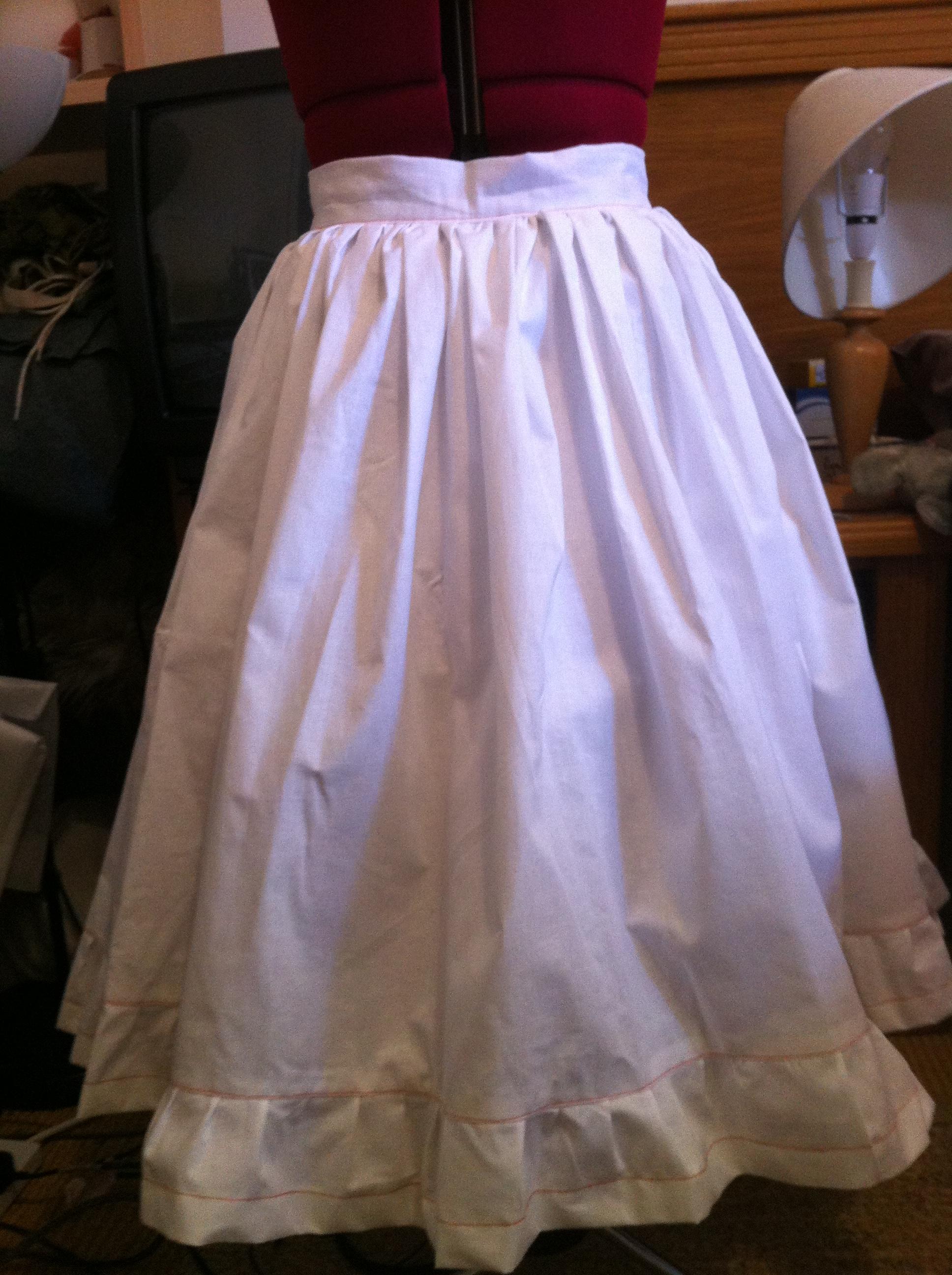 Lolita Skirt How-to