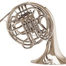 how to make a wolf howl on the french horn