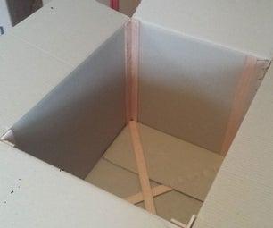如何加强纸箱