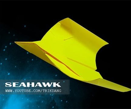 BOOMERANG Paper Planes   Seahawk