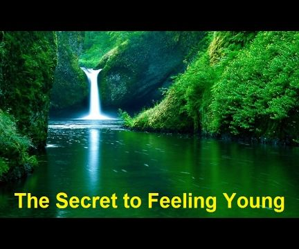How To Feel Young