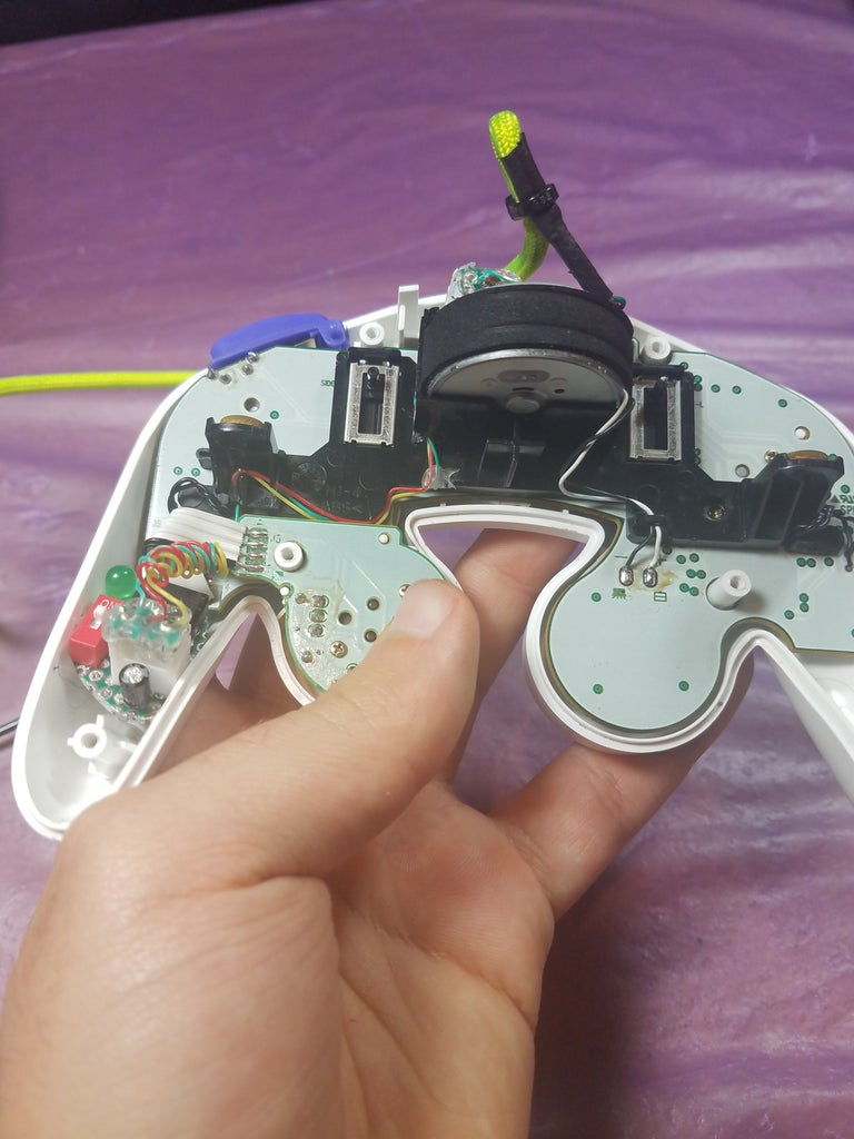 Final Step of Front Goomwave: Closing the Controller