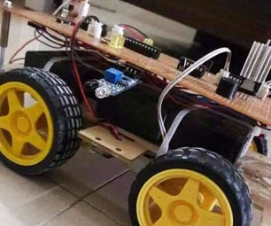 Learn How to Make Simple Obstacle Avoiding Robot at Home