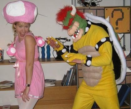 Mario Costumes Instructables