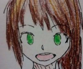 Simple Anime Face