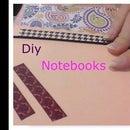 DIY Notebooks 2 Ways