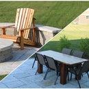 Outdoor Wood Furniture