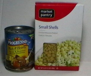 Emergency Food: Double Your Calories for Pennies a Meal.