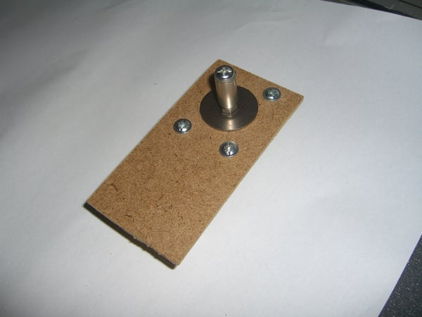 Simple Wired 2 Motor Control Joystick