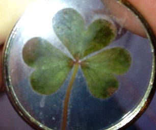 St. Patricks Trinity Pendant